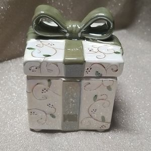 Yankee Candle Tea Light Holder Holiday Box
